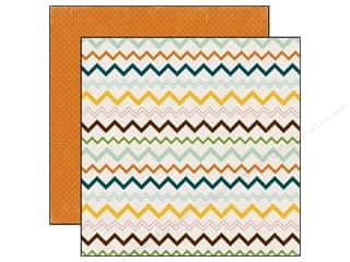 Echo Park 12 x 12 in. Paper Happy Camper Teepee (25 piece)