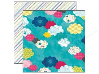 Echo Park Paper Company: Echo Park 12 x 12 in. Paper Here And Now Collection Clouds (25 sheets)