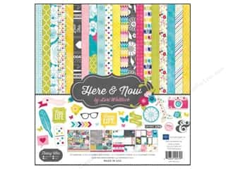 Echo Park Collection Kit 12 x 12 in. Here And Now