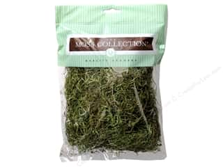 Packaged Moss $4 - $5: Quality Growers Moss Spanish Dry Moss Bag Small Basil