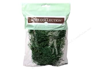 Spanish Dry Moss Bag Small Forest Green
