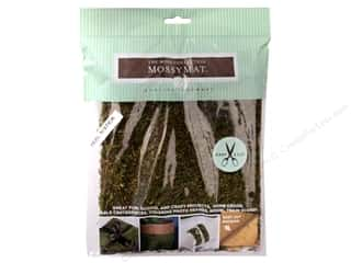 Cutting Mats Floral Arranging: Quality Growers Moss MossyMat Peel & Stick Sheet 16 x 18 in.