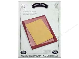 Molds $4 - $6: Sizzix Accessories Susan Tierney-Cockburn Molding/Leaf Pads & Non-Stick Sheet