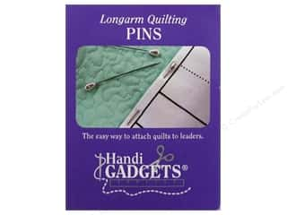 Fabric Clamps Noble Notions Quilter's Notions: Handi Quilter Longarm Quilting Pins 2 in. 144 pc.