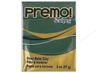 Premo! Sculpey Polymer Clay 2 oz. Jungle