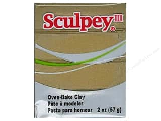 Clay Art Accessories: Sculpey III Clay 2 oz. Buried Treasure
