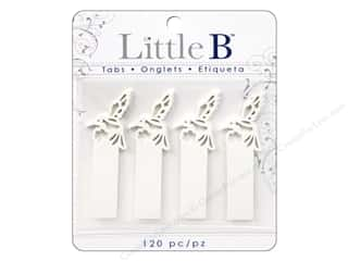 Tabs Animals: Little B Adhesive Tabs Hummingbird