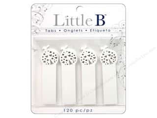 Adhesive Tabs Office: Little B Adhesive Tabs Ladybug