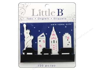 Little B Adhesive Tabs New York