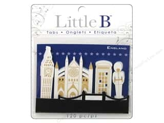 Adhesive Tabs Office: Little B Adhesive Tabs England