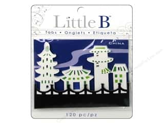 Tabs Clearance Crafts: Little B Adhesive Tabs China