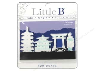 2013 Crafties - Best Adhesive: Little B Adhesive Tabs Japan