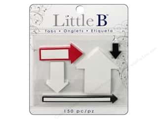 Adhesive Tabs Tags: Little B Adhesive Tabs Arrows