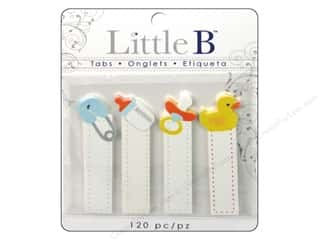 Adhesive Tabs Office: Little B Adhesive Tabs Baby