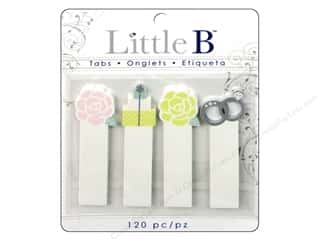 Wedding Papers: Little B Adhesive Tabs Wedding