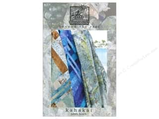 Fat Quarter / Jelly Roll / Charm / Cake Patterns: Beyond The Reef Kahakai Pattern