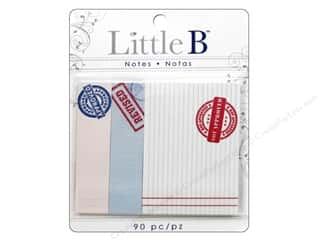 Little B Adhesive Notes Approvals