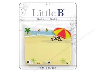 Summer: Little B Adhesive Notes Summer