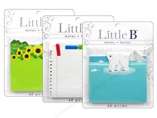Clearance Blumenthal Favorite Findings: Little B Adhesive Notes