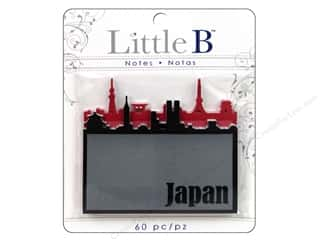Little B, Inc Note Cards: Little B Adhesive Notes Japan