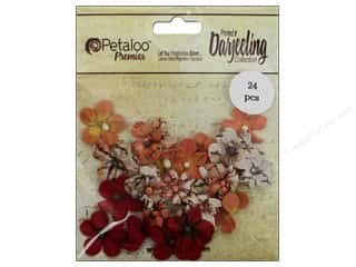 Flowers / Blossoms Brown: Petaloo Darjeeling Wild Blossom Mini Paprika