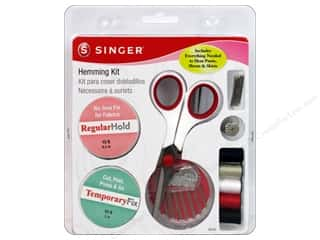 Scissors $5 - $10: Singer Hemming Kit 92 pc.