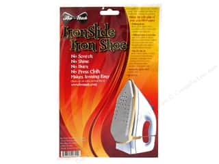 PTFE Non-Stick Sheets New: Bo-Nash Ironslide Iron Shoe Silver