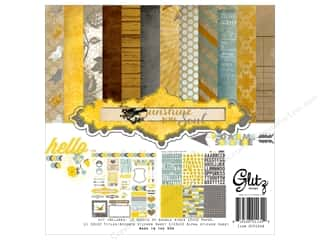 Wood Love & Romance: Glitz Design Collection Kit Sunshine In My Soul