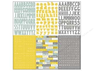 Glitz Design Sticker Sunshine In My Soul Alphabets