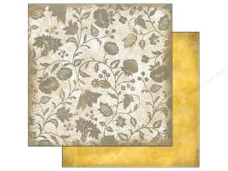 Glitz Design 12 x 12 in. Paper Sunshine In My Soul Floral (25 piece)