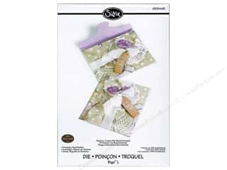 Gardening & Patio Scrapbooking & Paper Crafts: Sizzix Bigz L Die Envelope Seed Packet by Eileen Hull