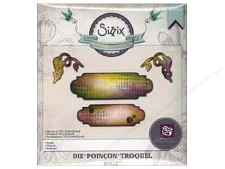 Clearance Sizzix Die: Sizzix Bigz Die Estate by Prima