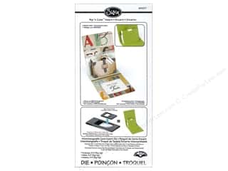 Dies Vacations: Sizzix Pop N Cuts Magnetic Insert Die Suitcase 3D by Karen Burniston
