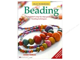 Books & Patterns $9 - $15: Design Originals Beading Book by Diana Vowles