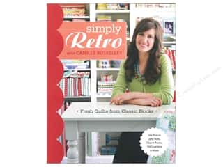 Simply Retro With Camille Roskelley Book