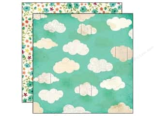 Simple Stories Paper 12x12 I Heart Summer Breeze (25 piece)