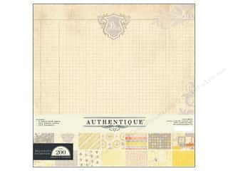 Authentique Collection Kit 12 x 12 in. Be(you)tiful