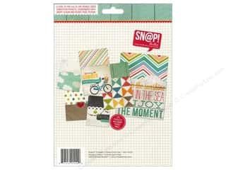 Page Protectors Brown: Simple Stories SN@P! Pockets I Heart Summer