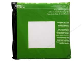 Project Planning Sheet by Dritz Longarm 40 x 40 in.