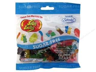 Jelly Belly Confections 3 oz. Sugar Free Gummi Bears