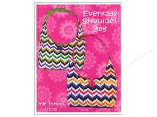 Purse Making $10 - $238: Firetrail Designs Everyday Shoulder Bag Mini Pattern