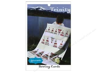 Stitchin Sisters Clearance Patterns: Stitchin' Post Trinity Sewing Card Pattern by Valori Wells