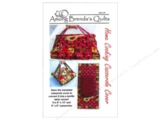 Insulation: Among Brenda's Quilts Home Cooking Casserole Cover Pattern