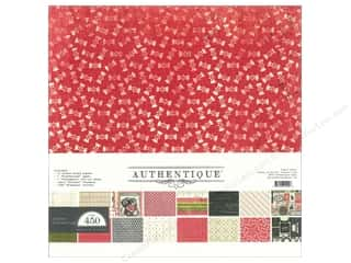 Authentique Collection Kit 12 x 12 in. Joyous