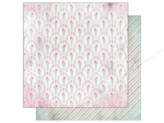 Clearance Blumenthal Favorite Findings: Authentique 12 x 12 in. Paper Sweetness Decadent (25 piece)