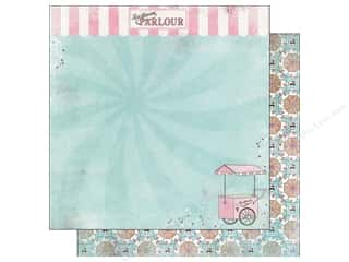 Clearance Blumenthal Favorite Findings: Authentique 12 x 12 in. Paper Sweetness Novelty (25 piece)