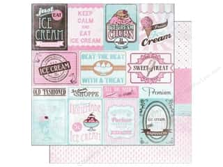 Party & Celebrations inches: Authentique 12 x 12 in. Paper Sweetness Collection Enhancements (25 pieces)
