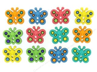 Insects Sewing & Quilting: Jesse James Dress It Up Embellishments Sew Cute Butterflies