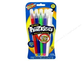 Elmer's Blue: Elmer's Paint Paintastics Pen Set Color Change 5pc