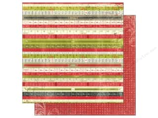 Christmas inches: Authentique 12 x 12 in. Paper Joyous Collection Intent (25 pieces)